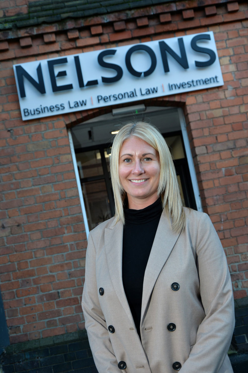 Nelsons boosts award-winning conveyancing team with new hire