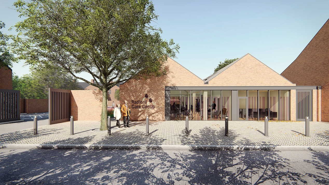 Work starts on new home for Radford Care Group