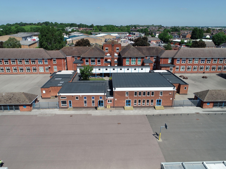 Local school undergoes ambitious upgrades following successful CIF bid