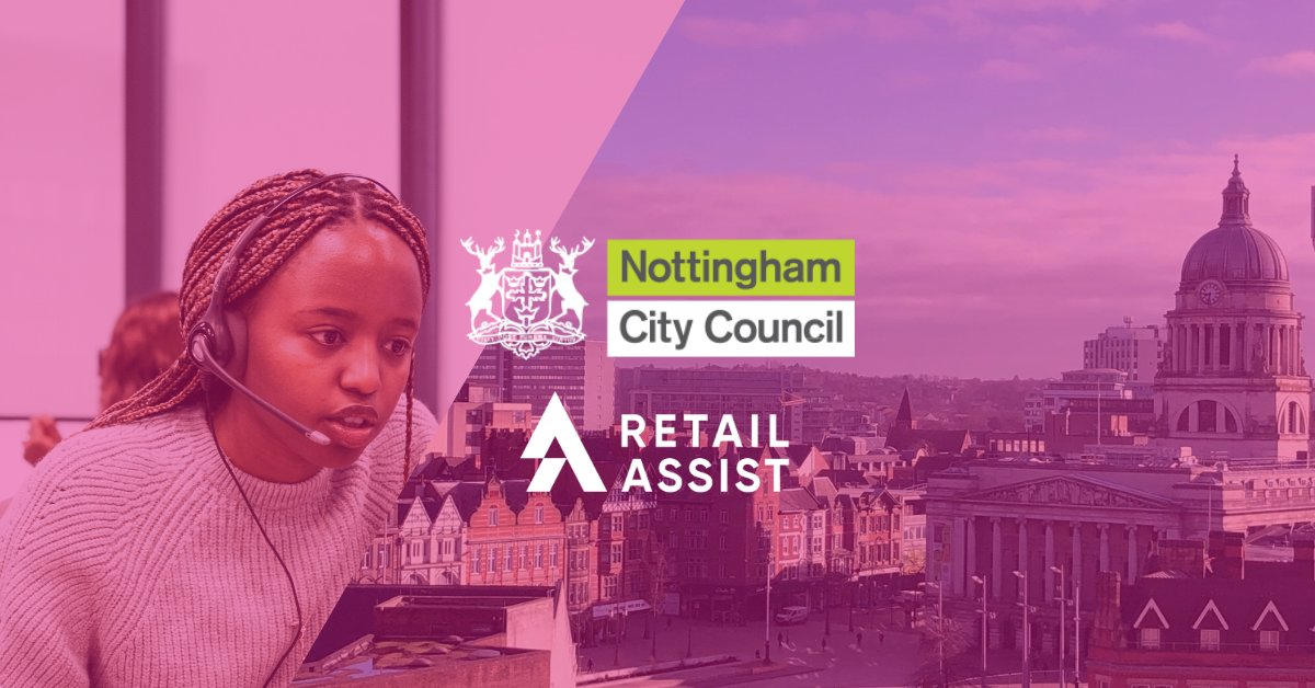 Retail Assist Helps to Re-Open Nottingham's Economy