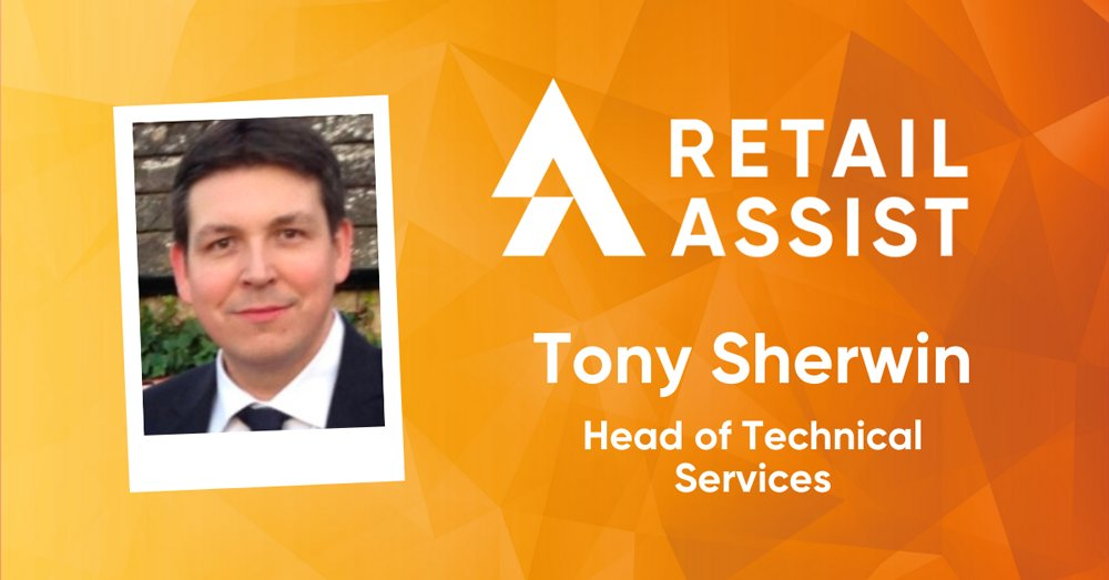 Retail Assist Welcomes New Head of Technical Services