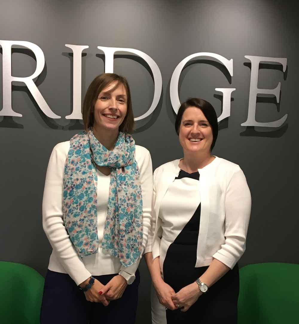 Ridge boosts commitment to East Midlands with senior hires