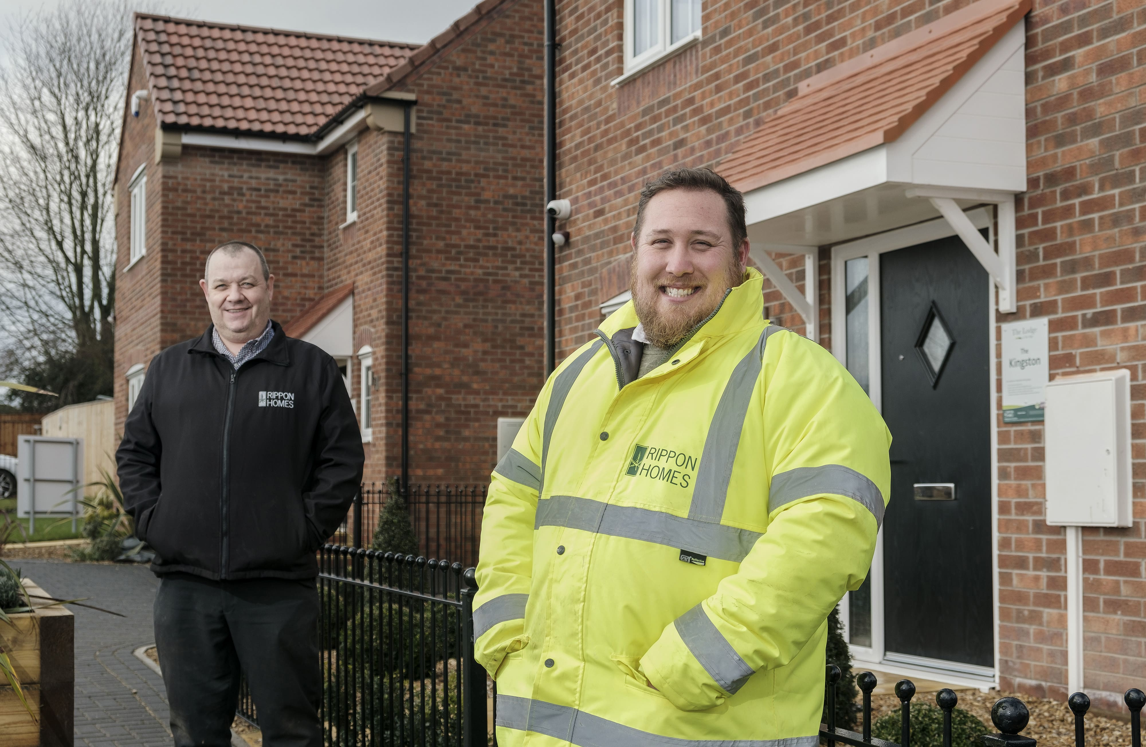 Meet the team building quality homes in Worksop