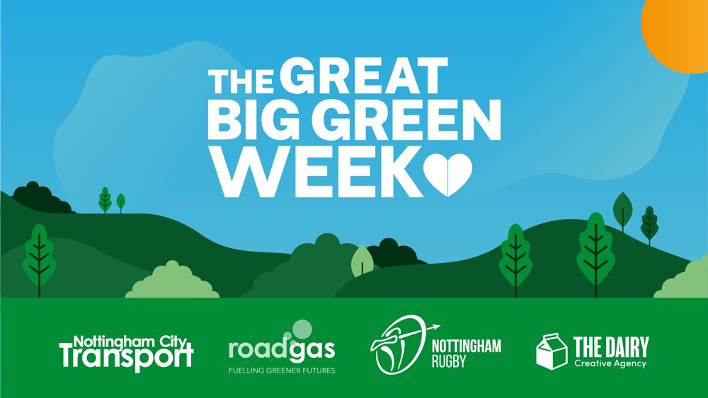 Roadgas partners with local businesses for Great Big Green Week tree planting initiative