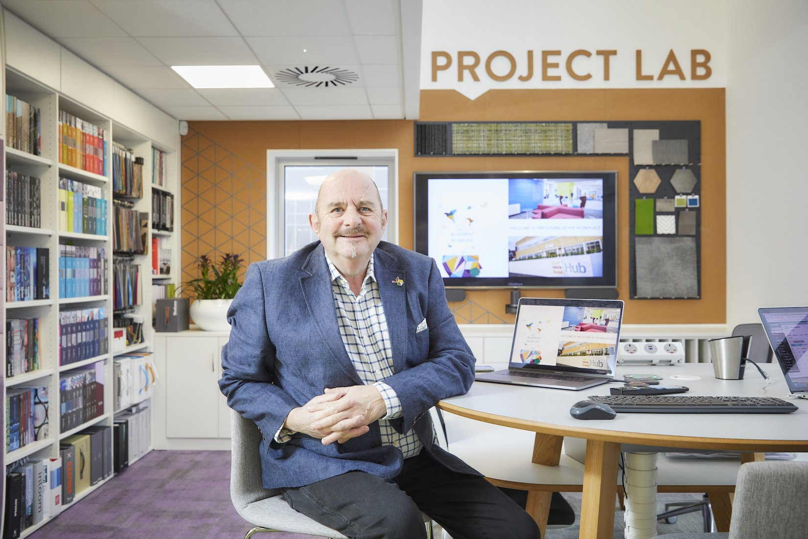 Blueprint Interiors invest in new look for WorkLife Central