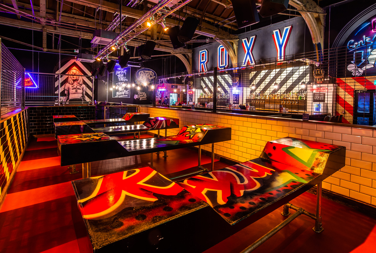 ROXY BALL ROOM GAME ON AS IT PLANS ITS REOPENING FOR 1 AUGUST