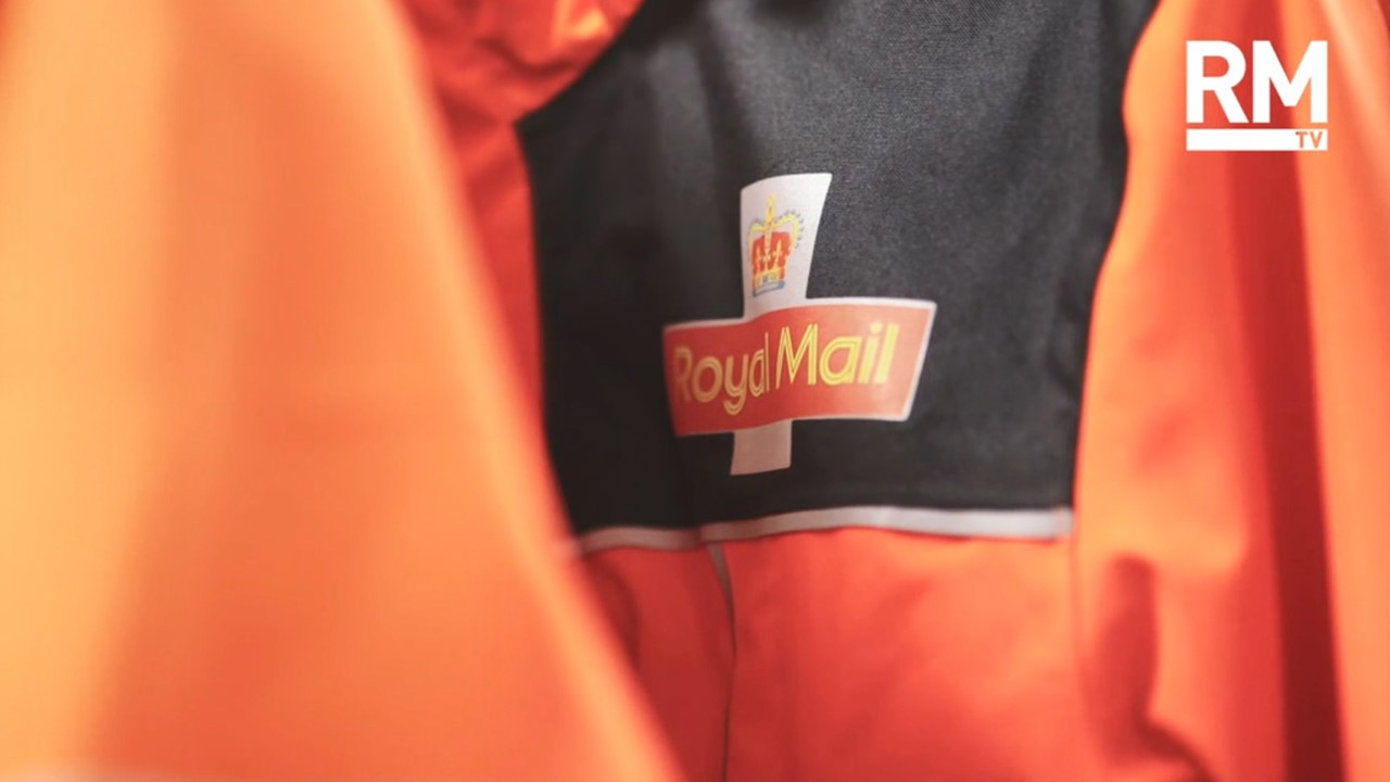 Dimensions to deliver a new uniform for Royal Mail