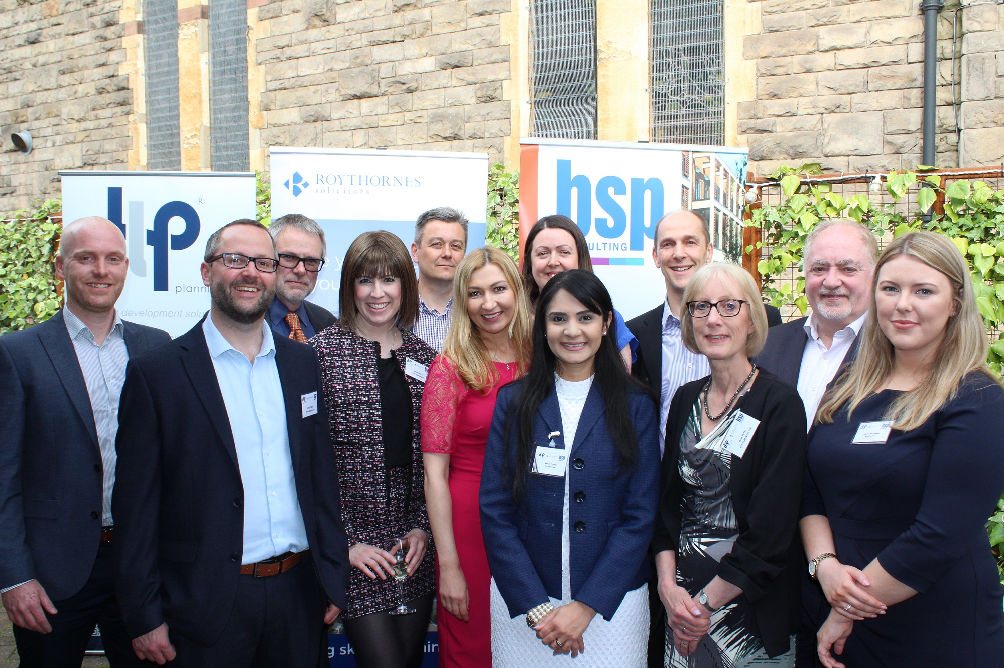 Notts property professionals gather to celebrate the city's developments