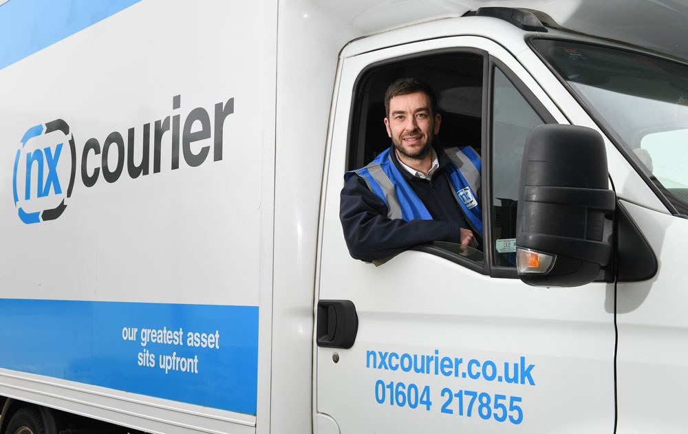 Couriers' top five tips for winter driving as cold season sets in