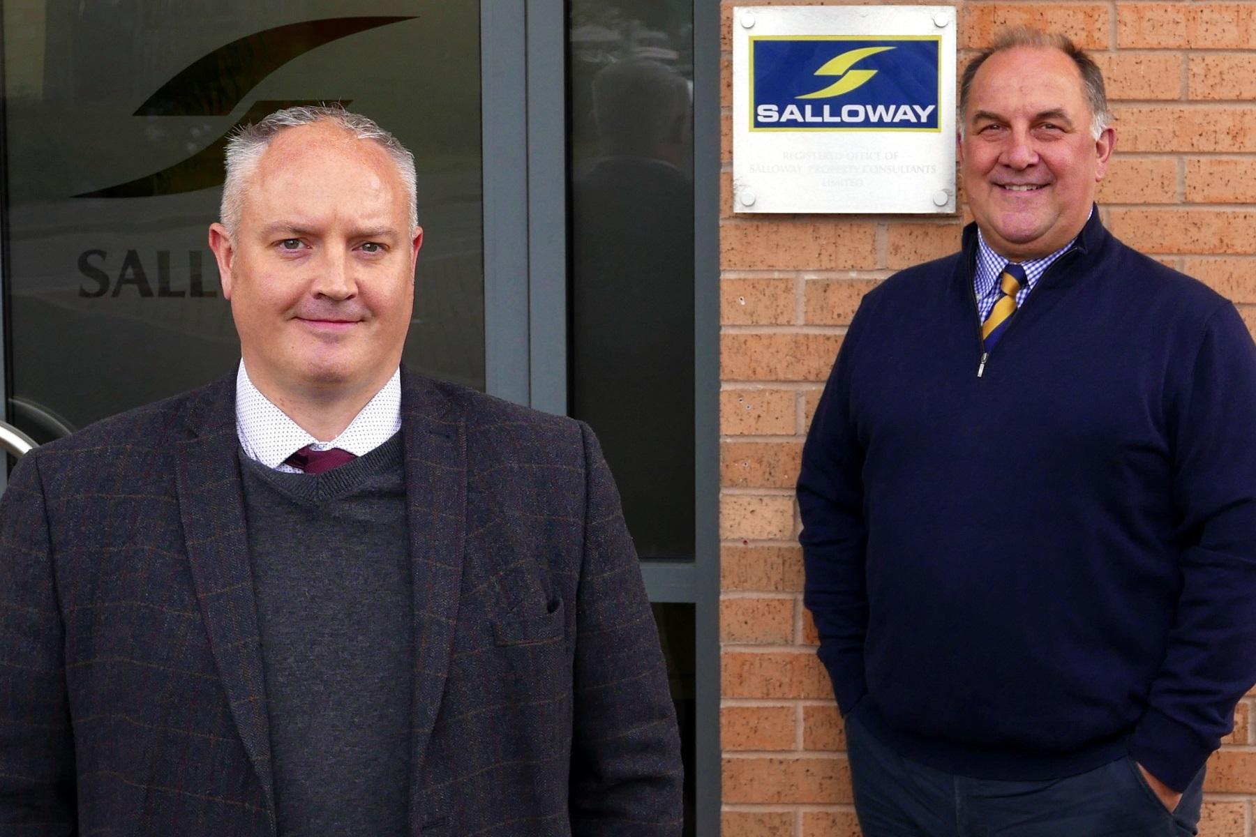 Award-winner returns to Salloway Property Consultants