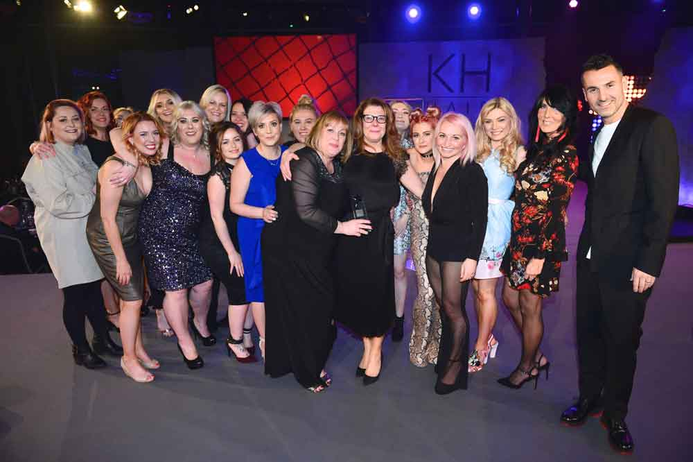 KH Hair recognises top talent at annual awards ceremony