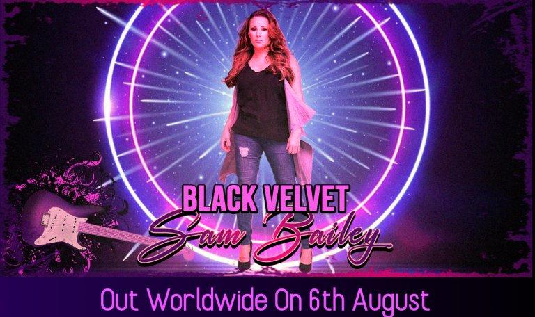 Ready to Rock n Roll: Sam Bailey to release Black Velvet Elvis Tribute