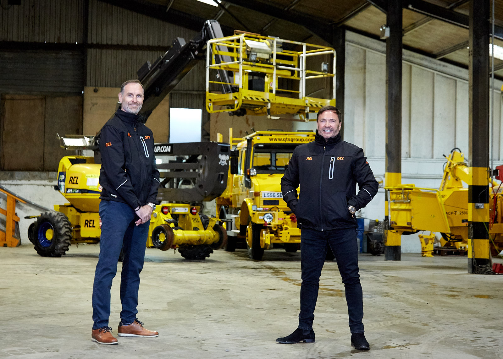 QTS Group acquires electrification specialists REL