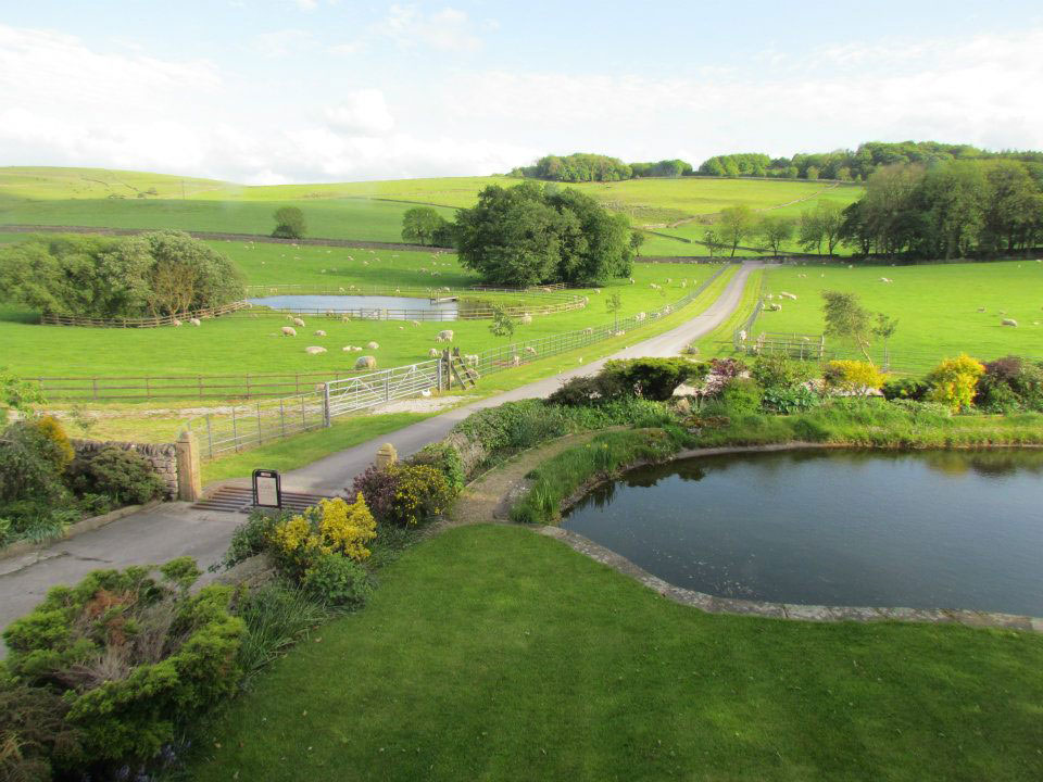 Peak District sheep farm and campsite go green with Solar PV