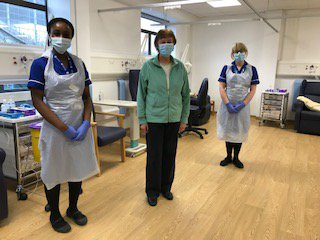 Expanded cancer trials centre at Leicester's Hospitals re-opens