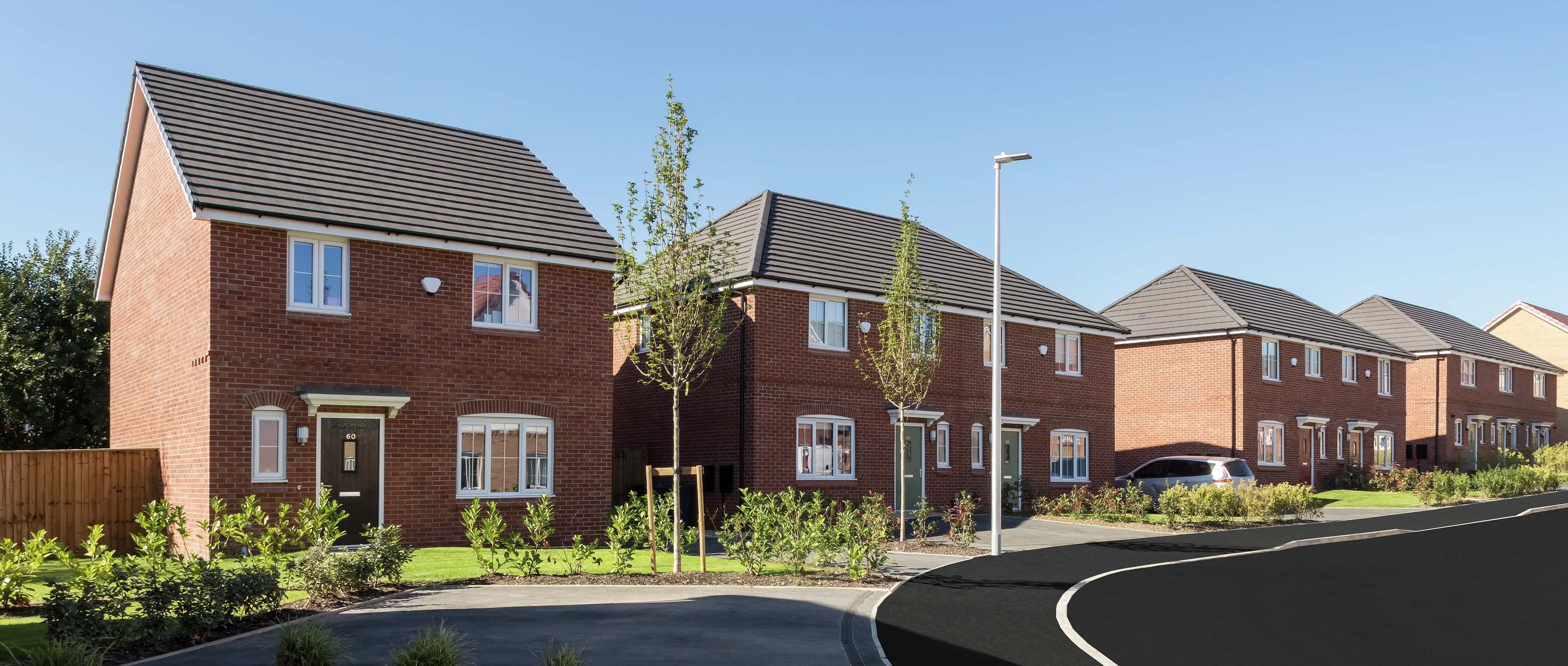 COUNTRYSIDE & EMH BUILD ON AFFORDABLE HOUSING PARTNERSHIP