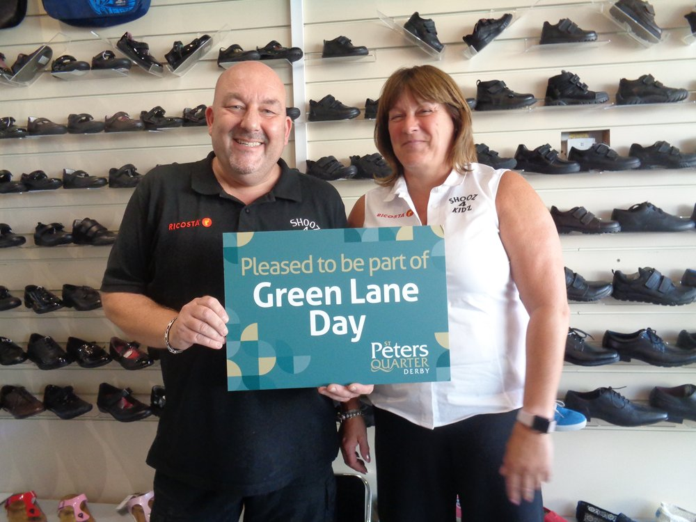 Green Lane Day Showcases Local Businesses