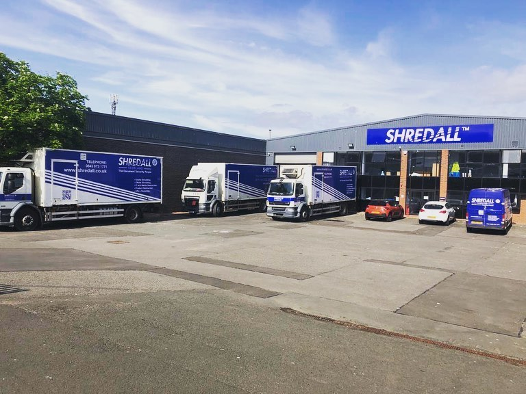 Shredall SDS Group secures a new Confidential Document Storage contract with Sherwood Forest Hospitals Foundation Trust