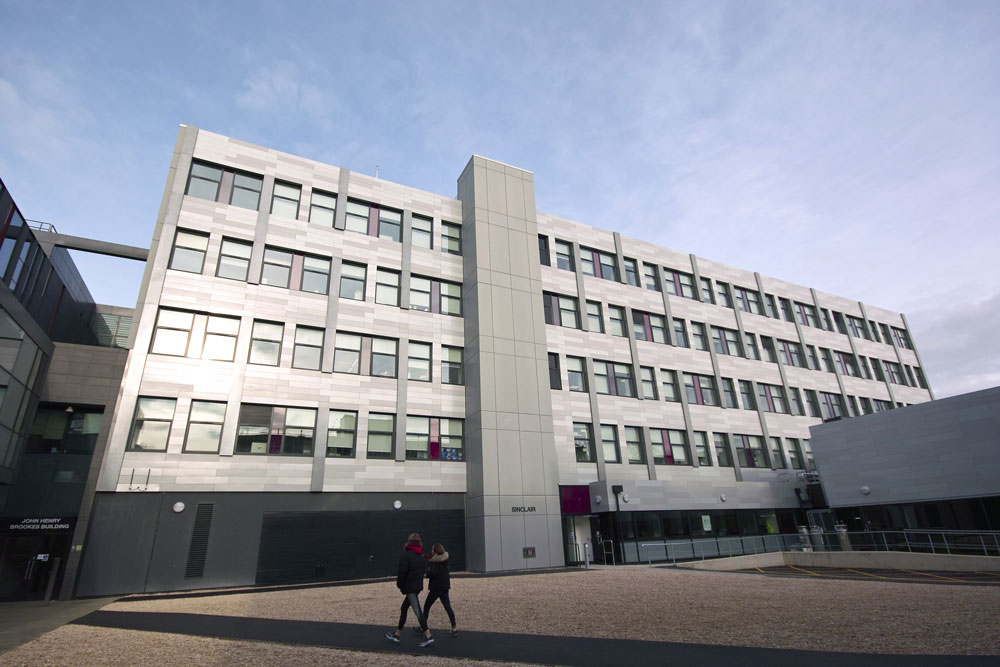 Stepnell revitalises health and life sciences building