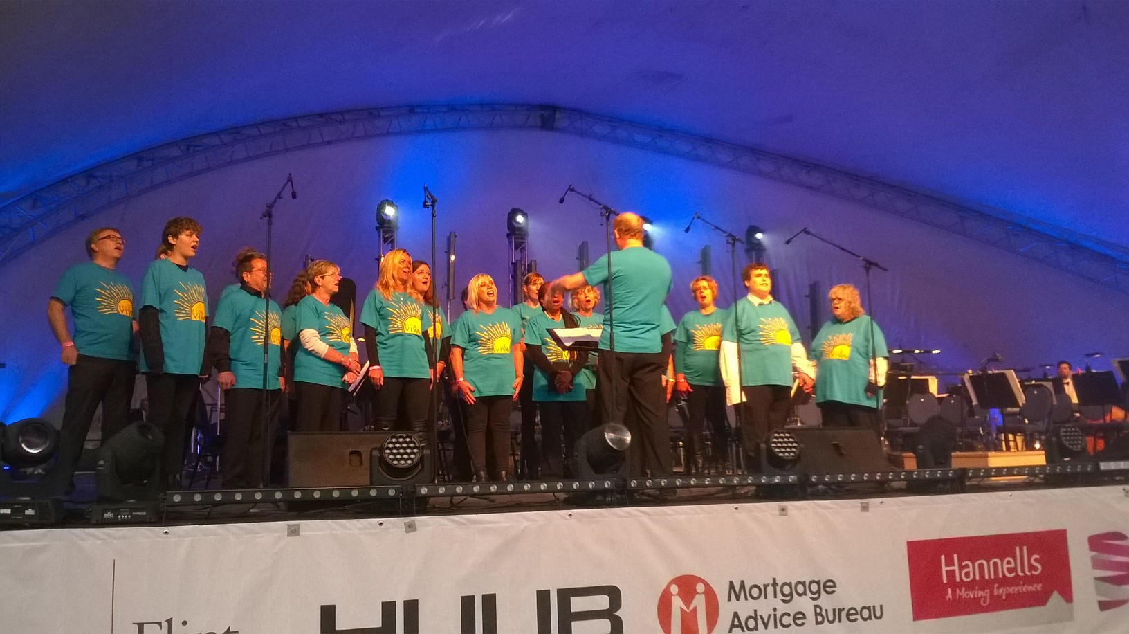 Carers' Choir Future Secured By Generous Donations