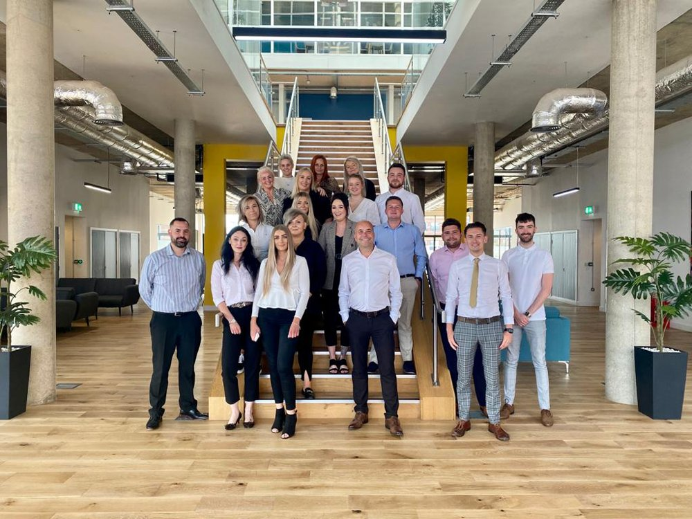 Sky on Cloud Nine As Firm's Growth Ambitions Rocket