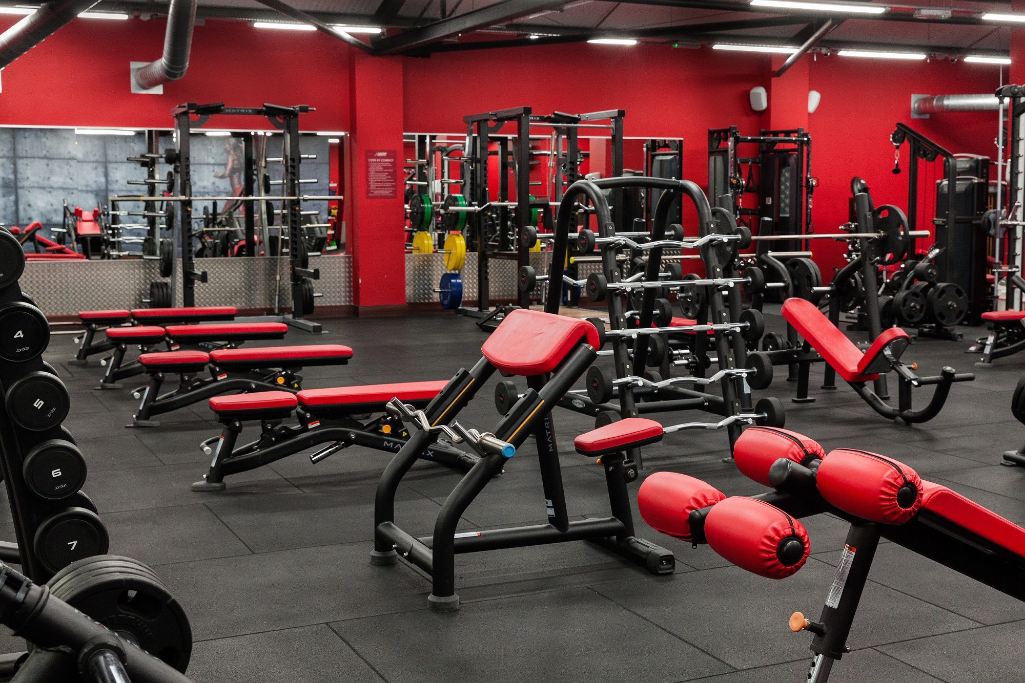 Worldwide gym chain snaps up new premises in Staffordshire