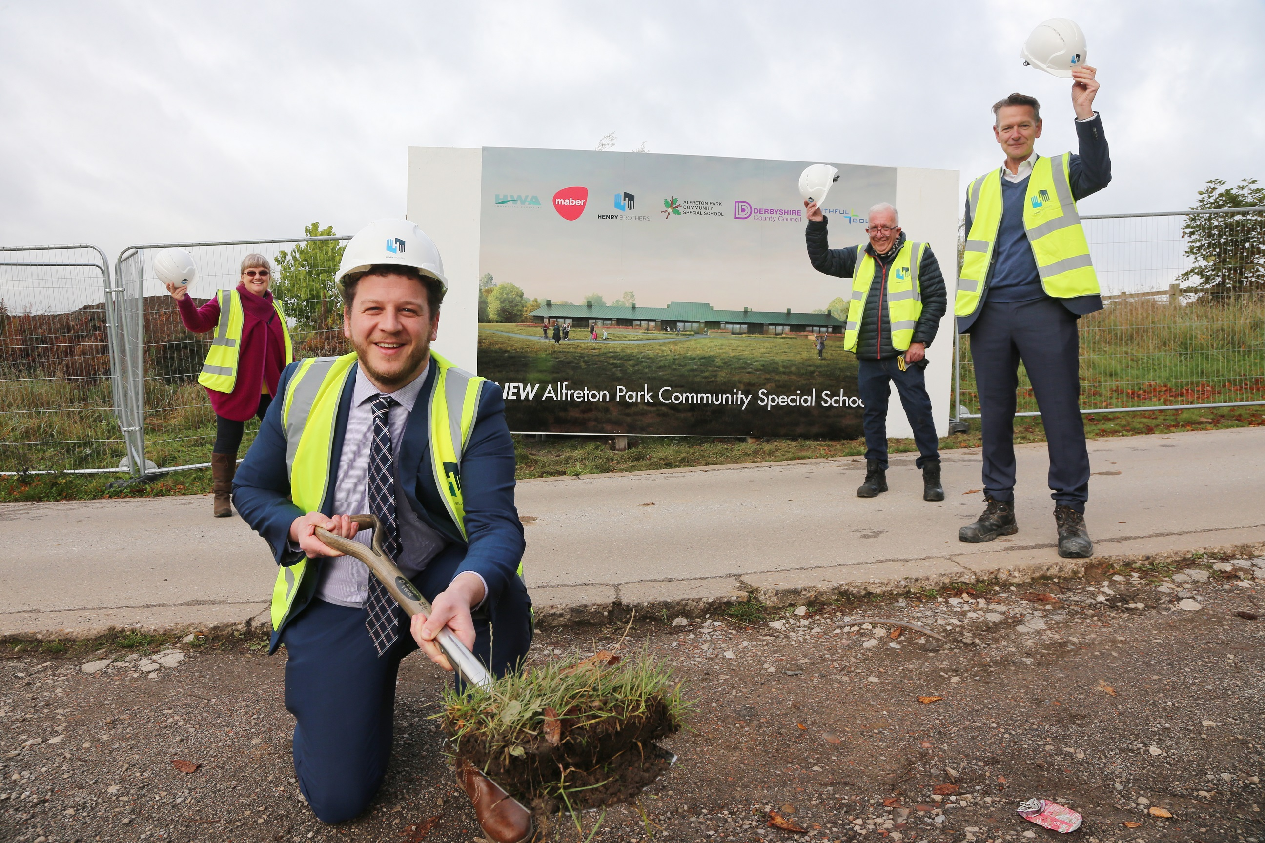 Henry Brothers appointed to build new £13.2m school in Derbyshire