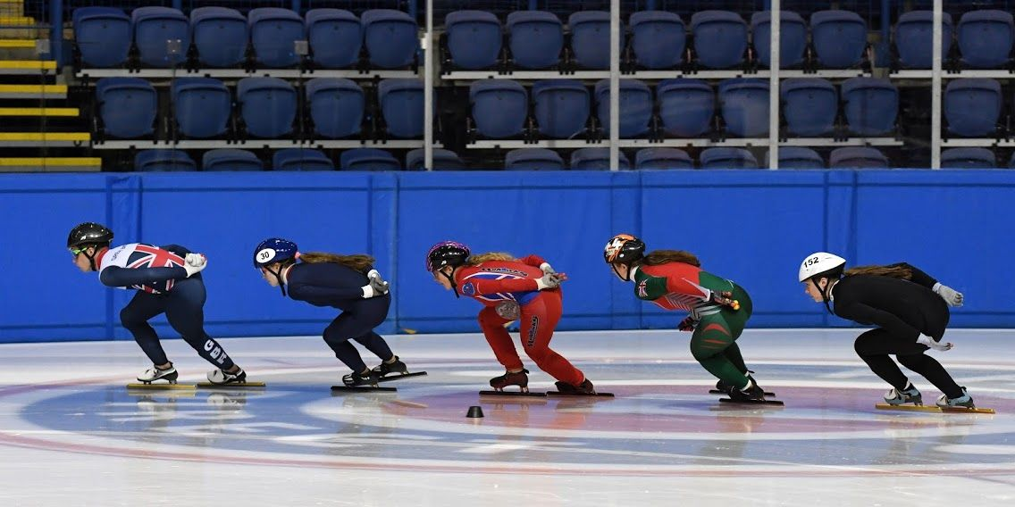 Nottingham's National Ice Centre officially launches new speed skating performance programme