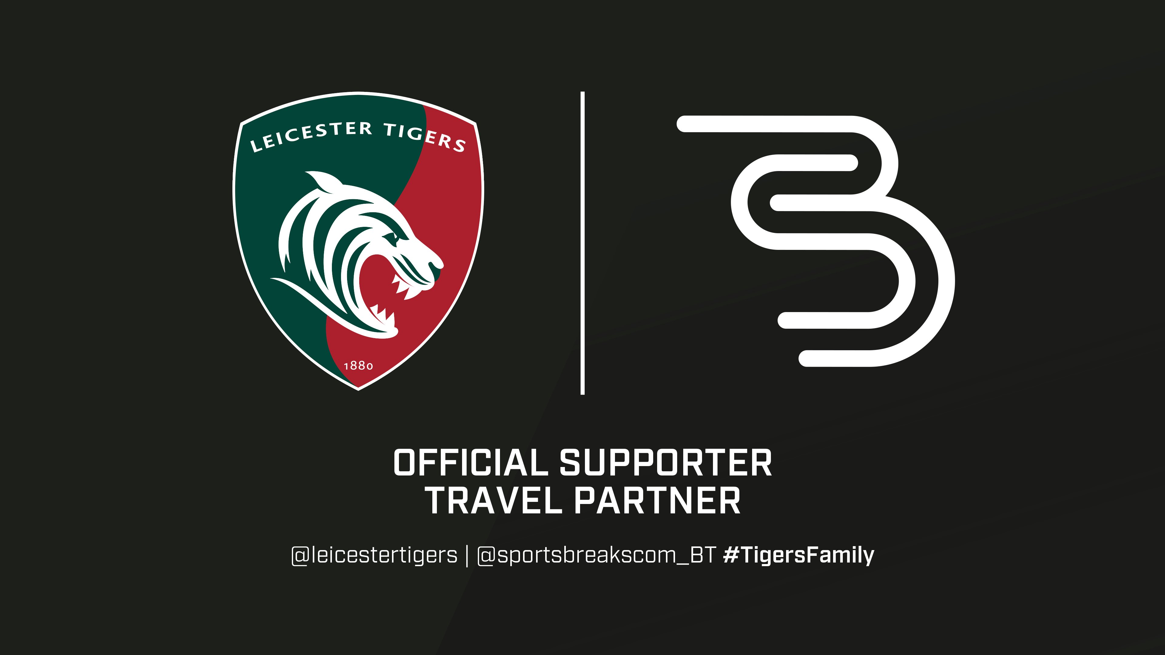 CLARITY & SPORTSBREAKS.COM EXTEND PARTNERSHIP WITH LEICESTER TIGERS