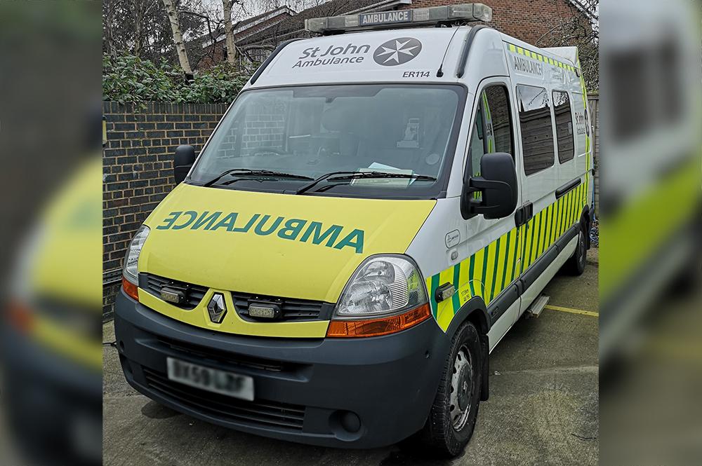 RHCV Supports St John Ambulance Emergency COVID-19 Response