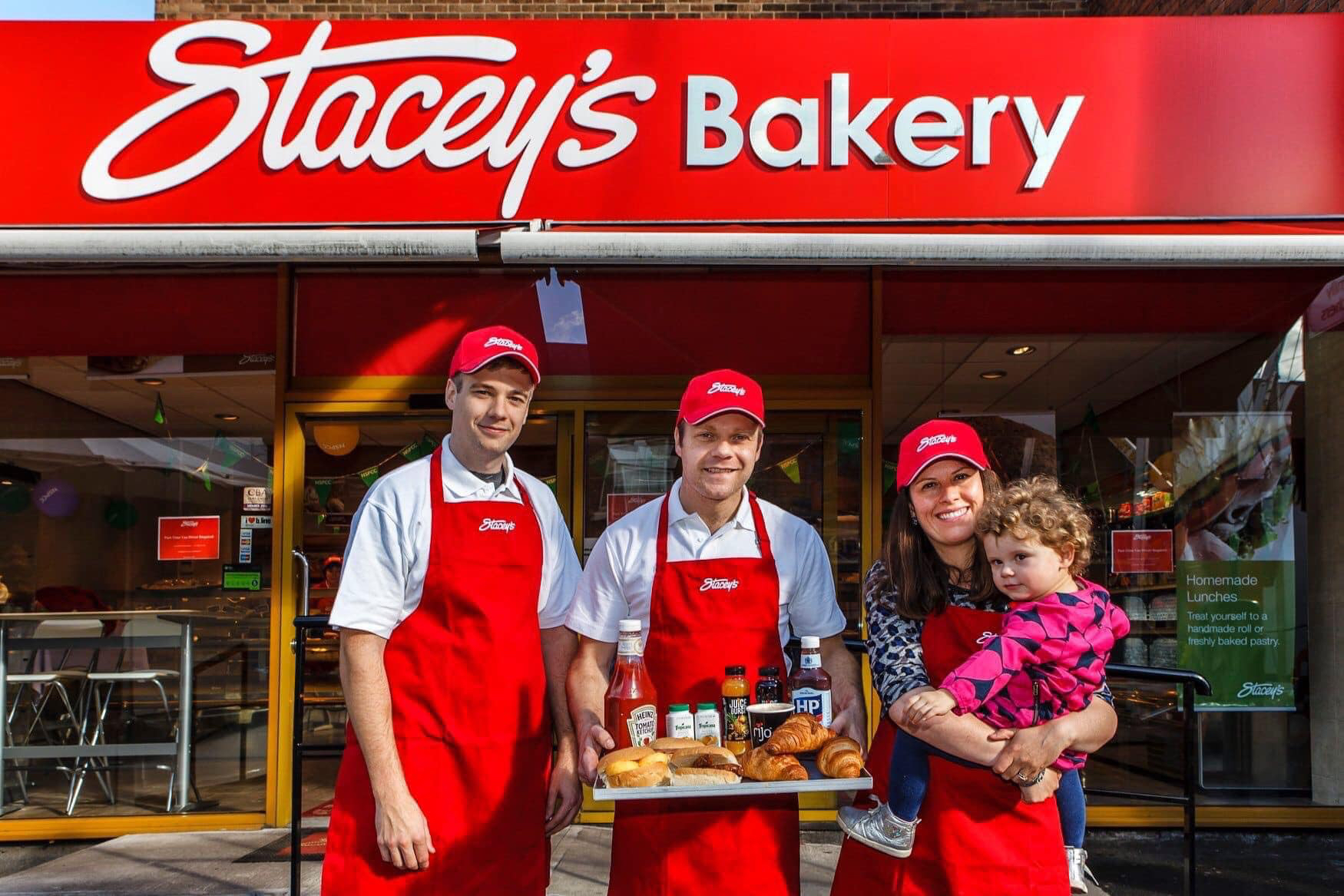 Derbyshire Bakery Offers Month of Free Cake for Covid Community Heroes