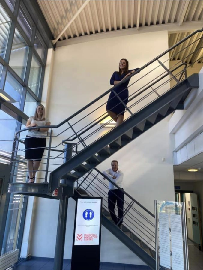 Mansfield Innovation Centre gears up for growth