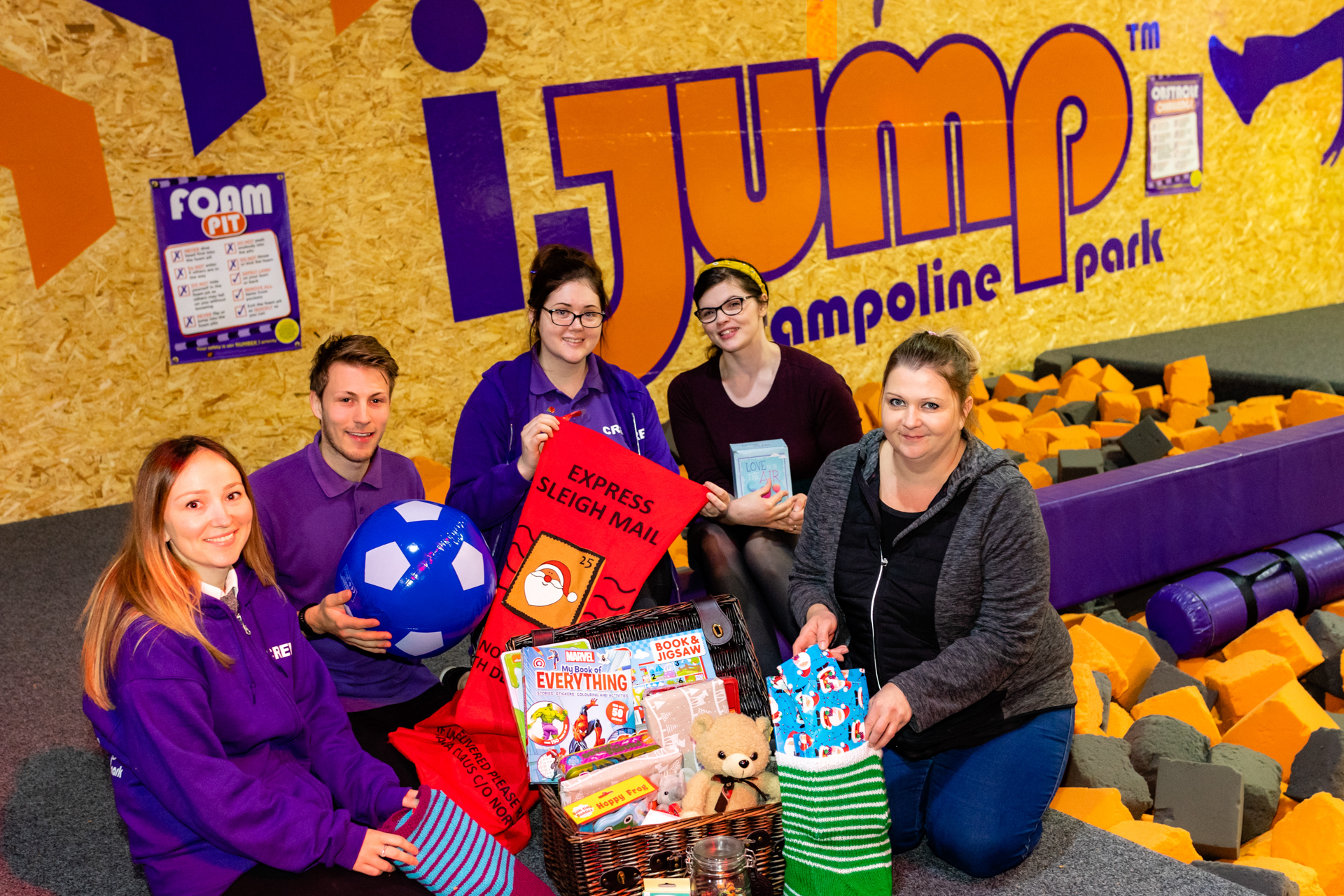 Local business jumps at the chance to help this Christmas