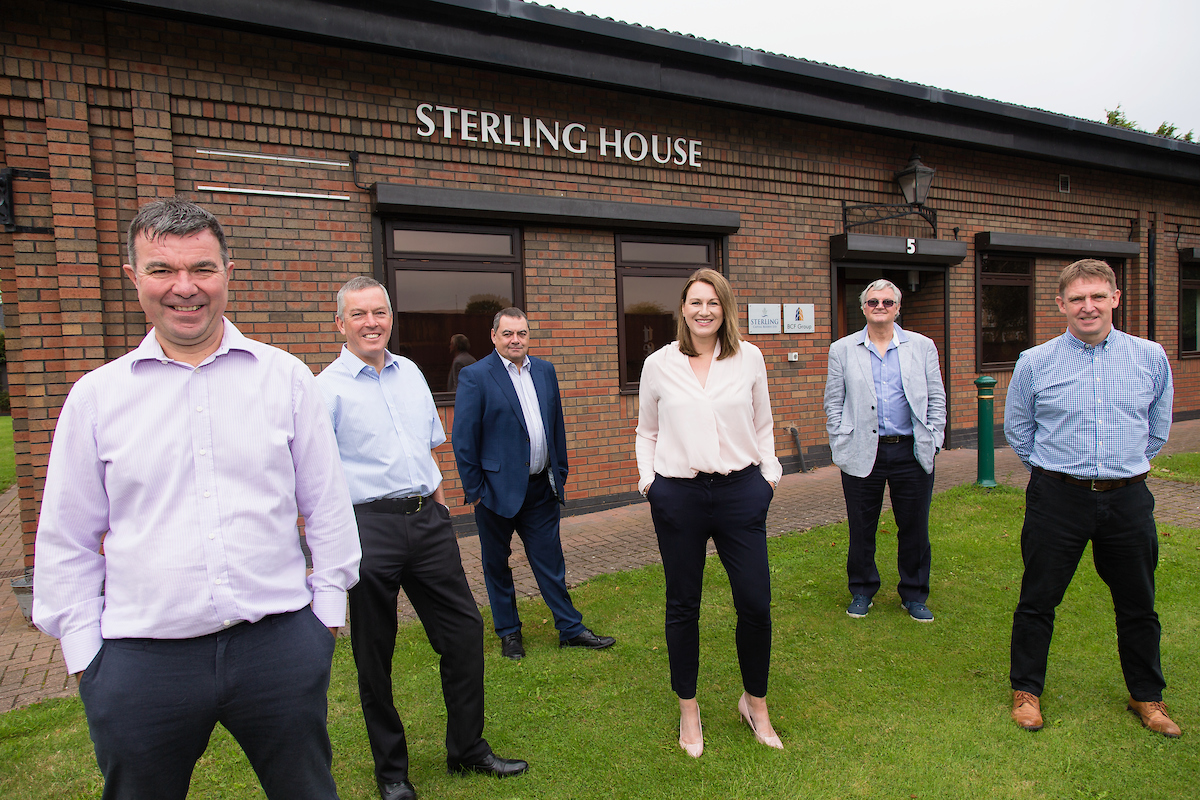 Sterling capitalises on two decades in commercial finance with rebrand