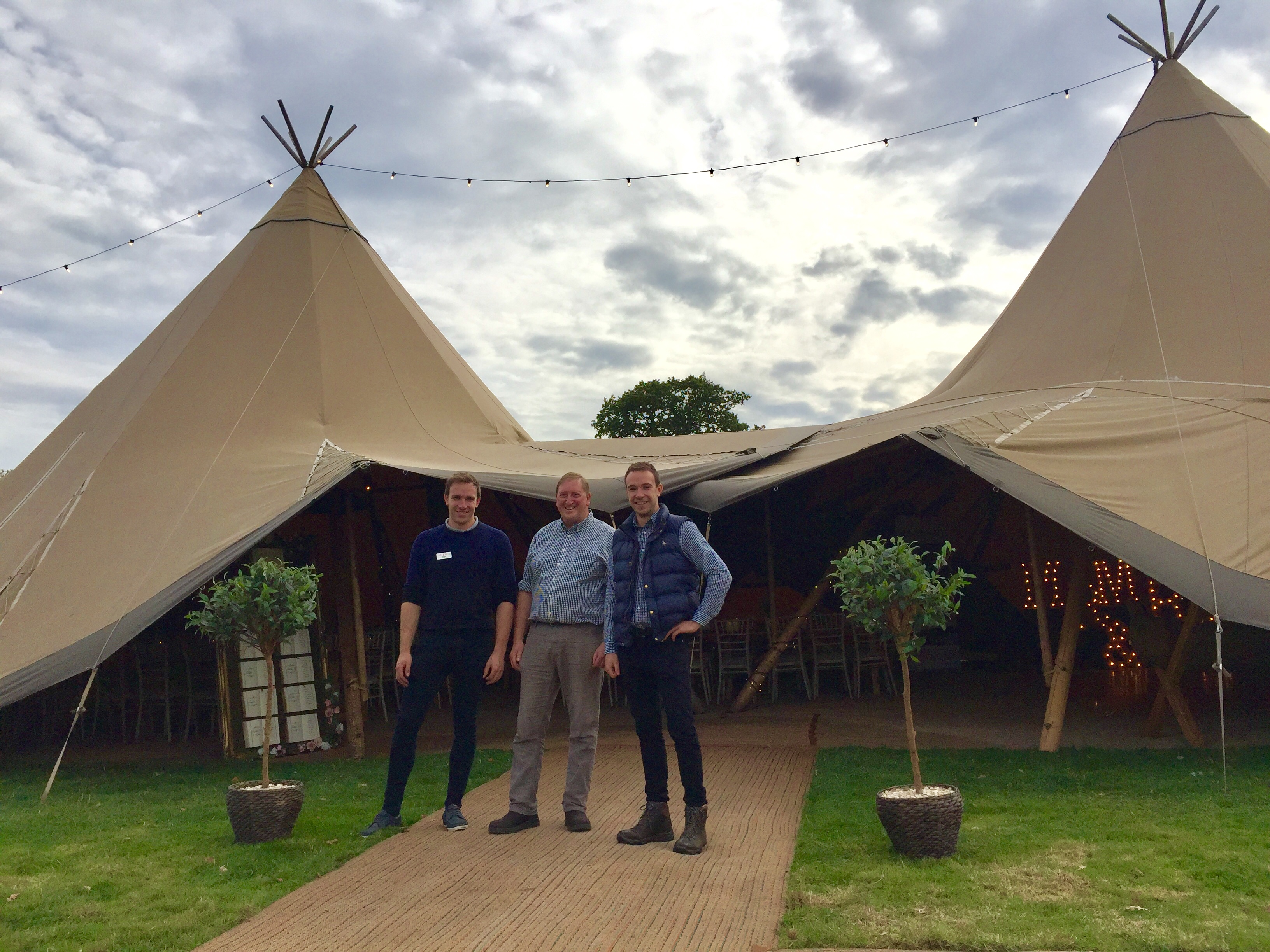 New Country Wedding Reception Venue Unveiled At Croots Farm