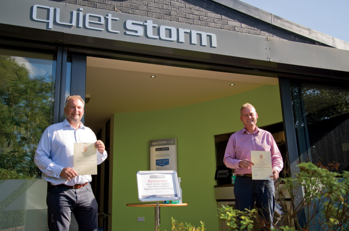 Quiet Storm gears up for studio return