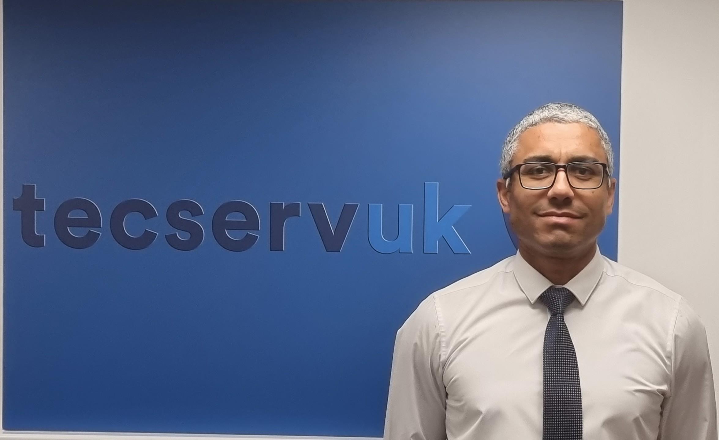 Sales Team Expansion at Tecserv UK