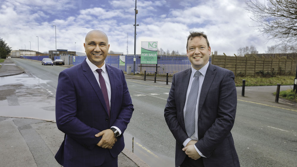 NG motors on in Derby with prime letting to expanding car retail giant