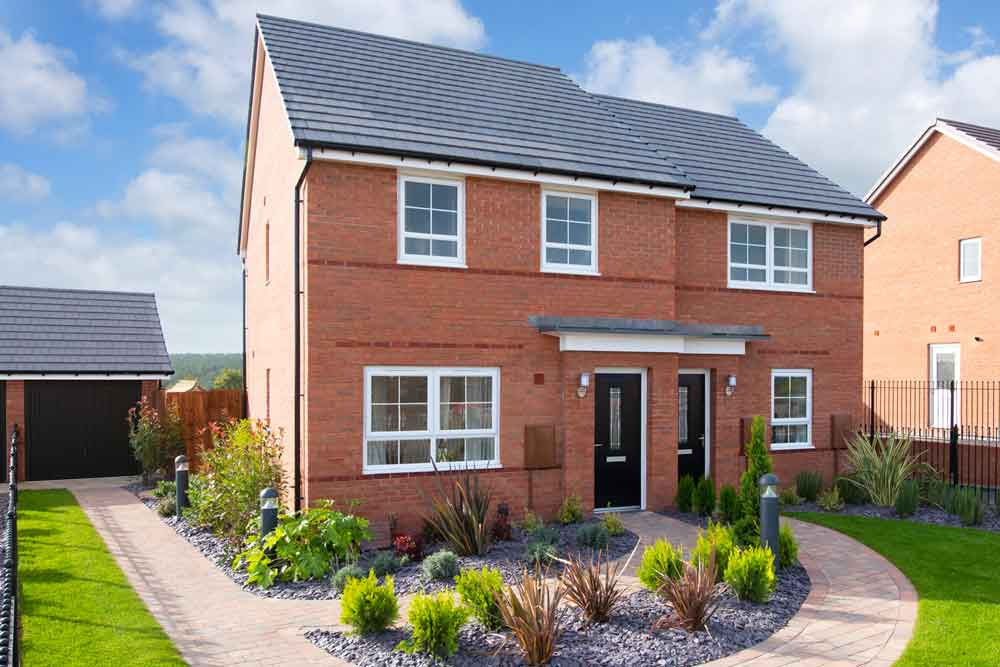 Nottinghamshire house hunters to benefit from help to buy information at Berry Hill