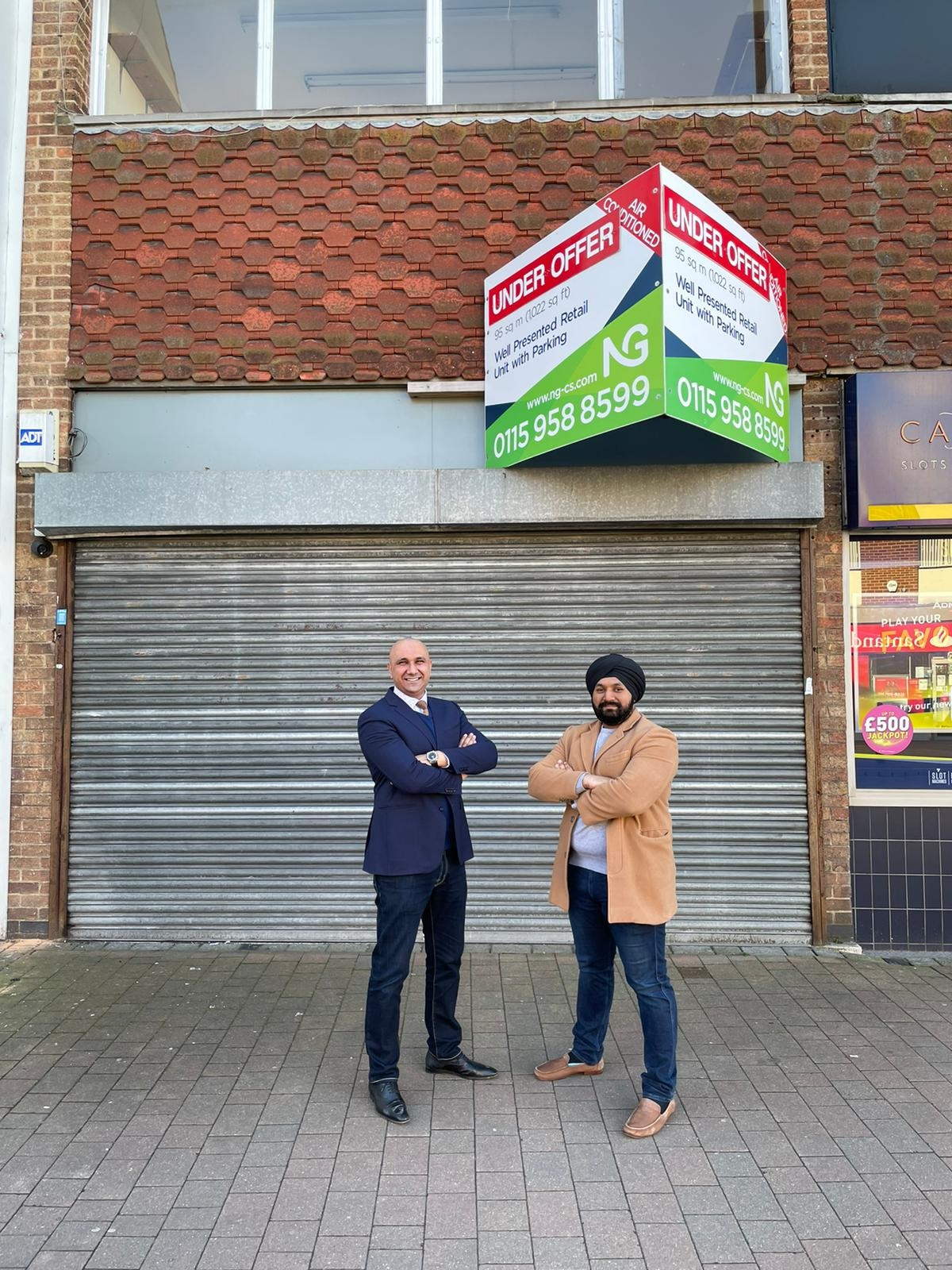 Catch of the day as NG provides retail boost for Nottingham