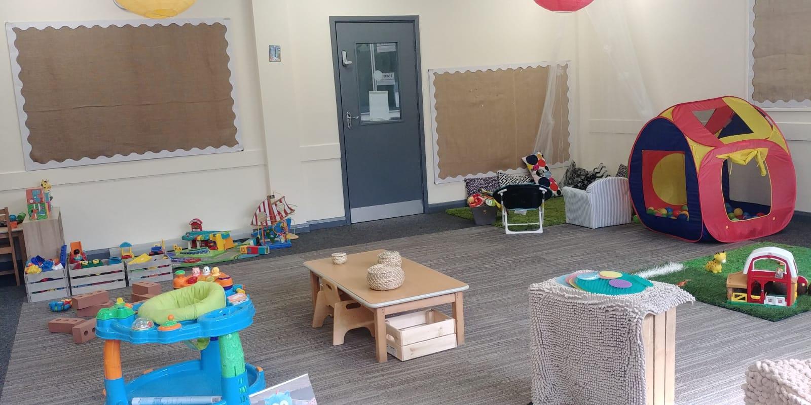 Notts-based company supports opening of new Sunrise Nurseries