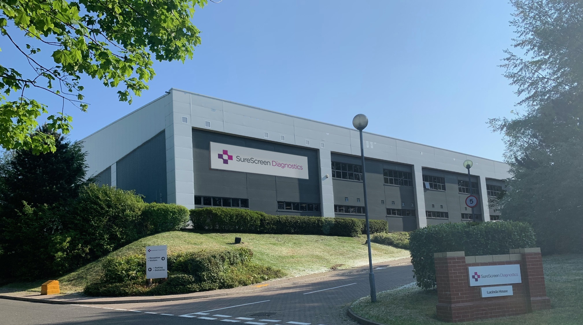 SureScreen to create 1,000 new jobs at new world-class facility