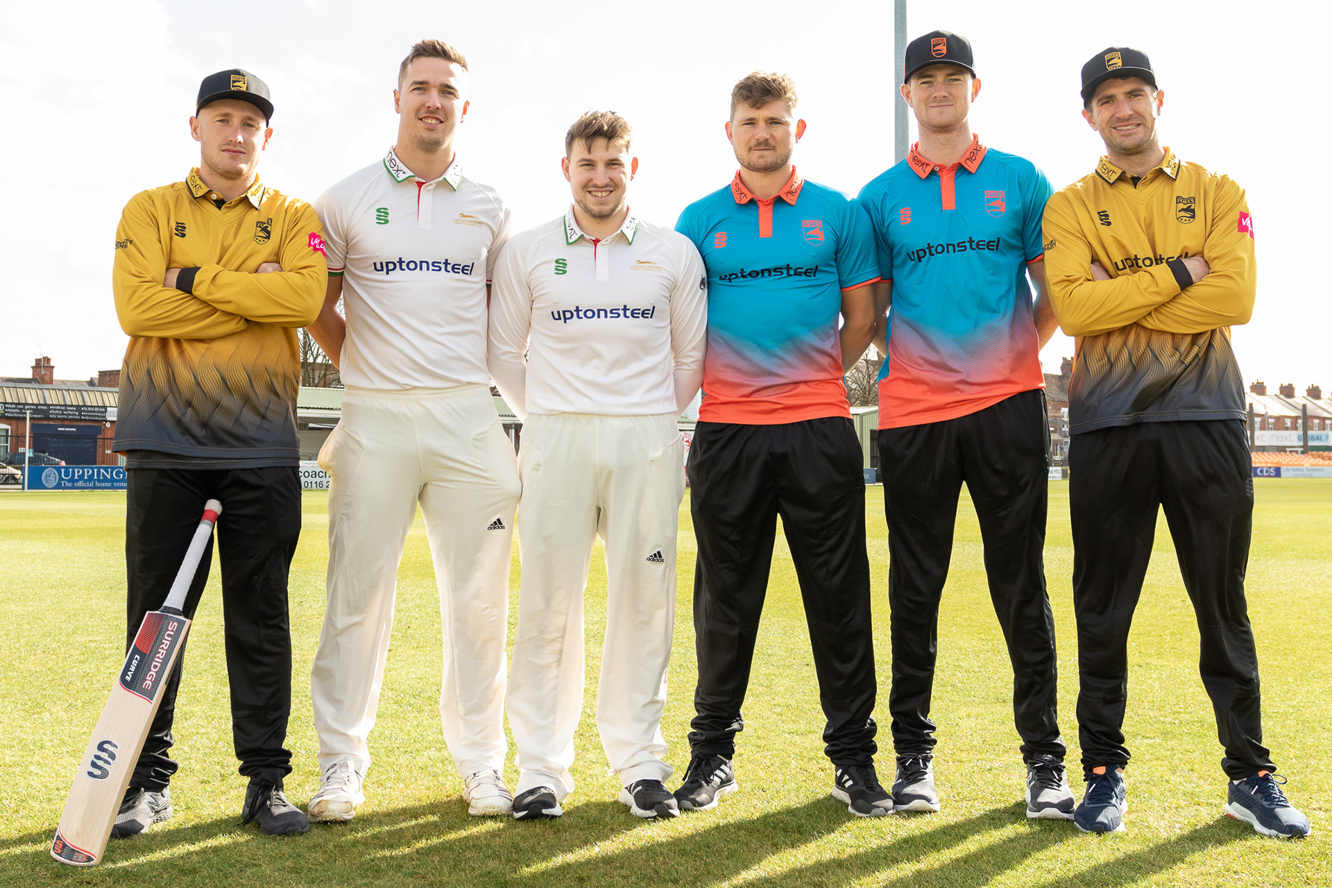 Foxes Reveal All-Inclusive Cricket Kit for the First Time