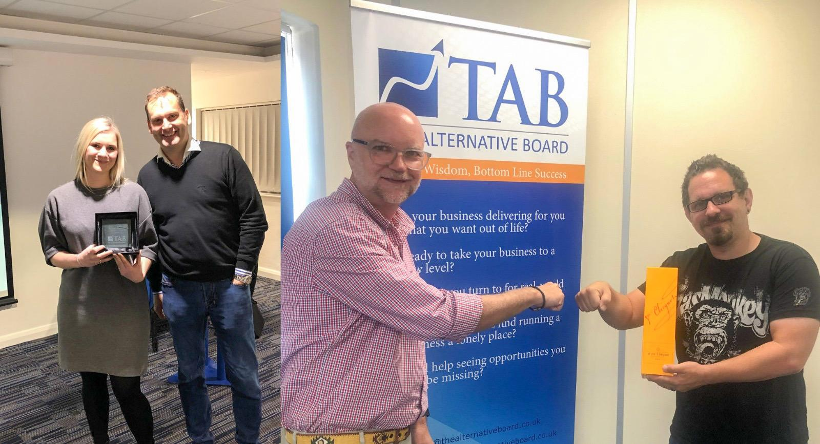 TAB East Midlands members join forces for antiques marketplace launch