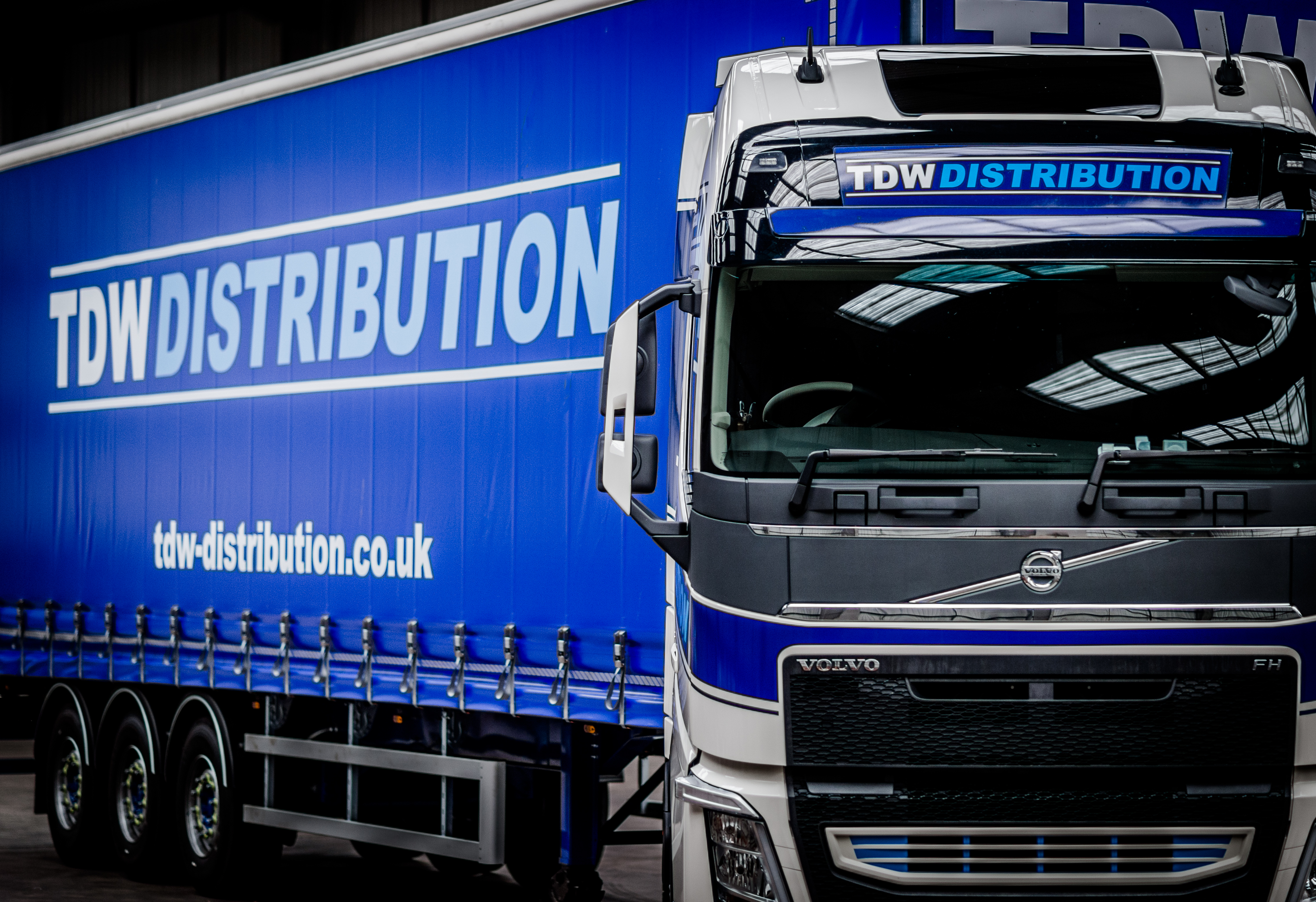 TDW Distribution Selects Microlise As Technology Partner For The Long Haul