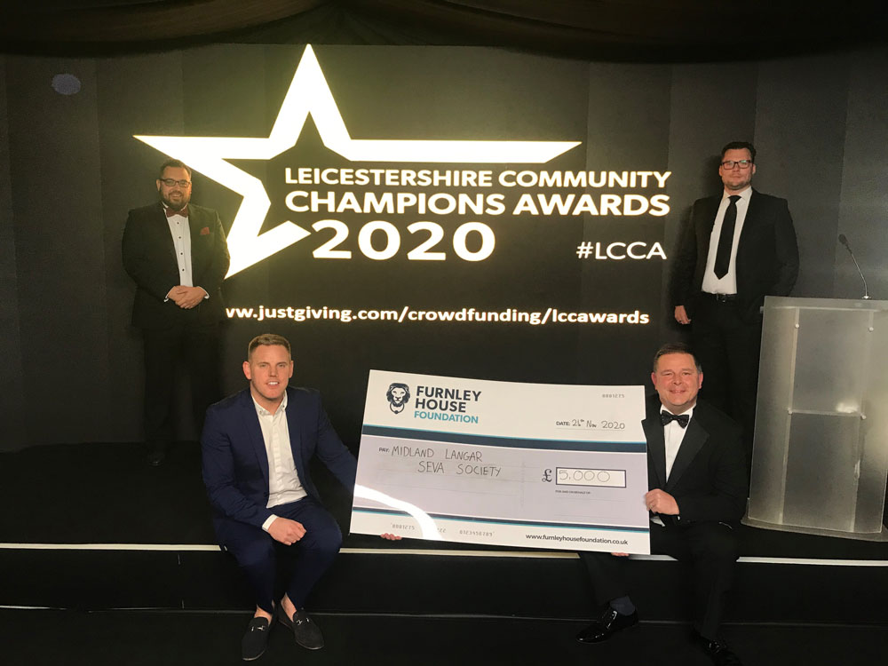New Awards for Leicestershire a success