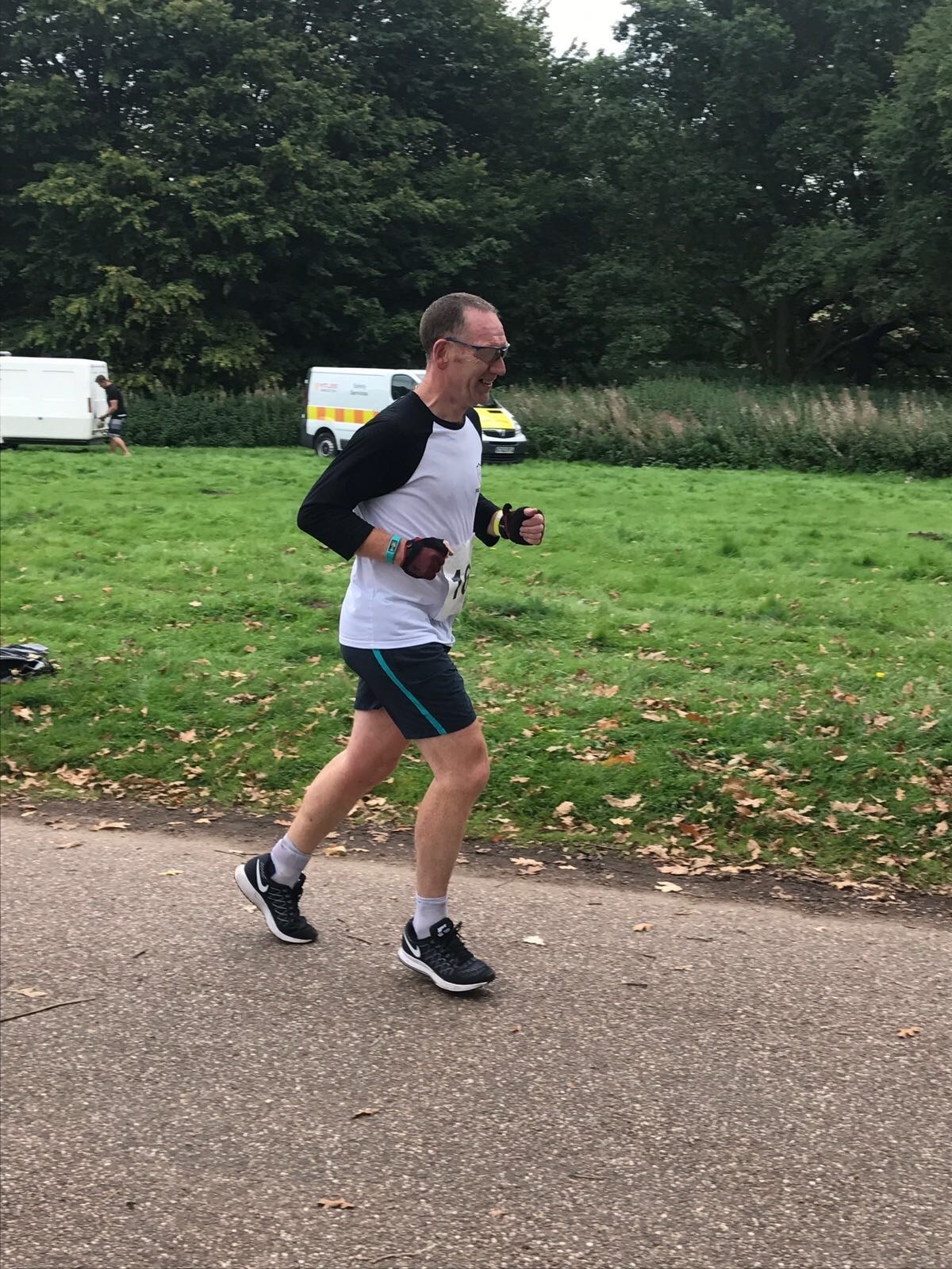 Determined BDO team clock up the miles to raise £1,400 for charity