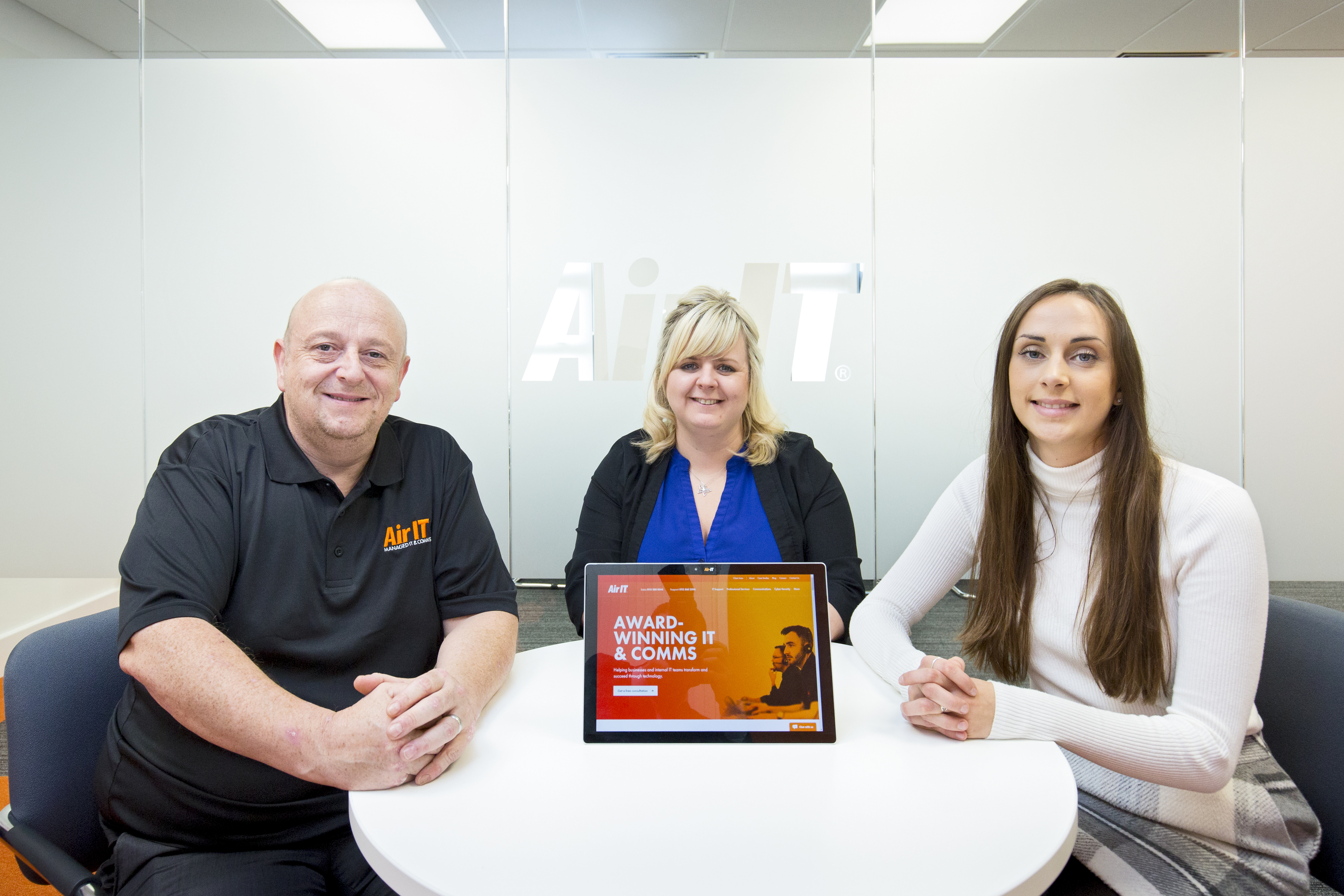 Air IT launch new website and rebrand following MBC integration