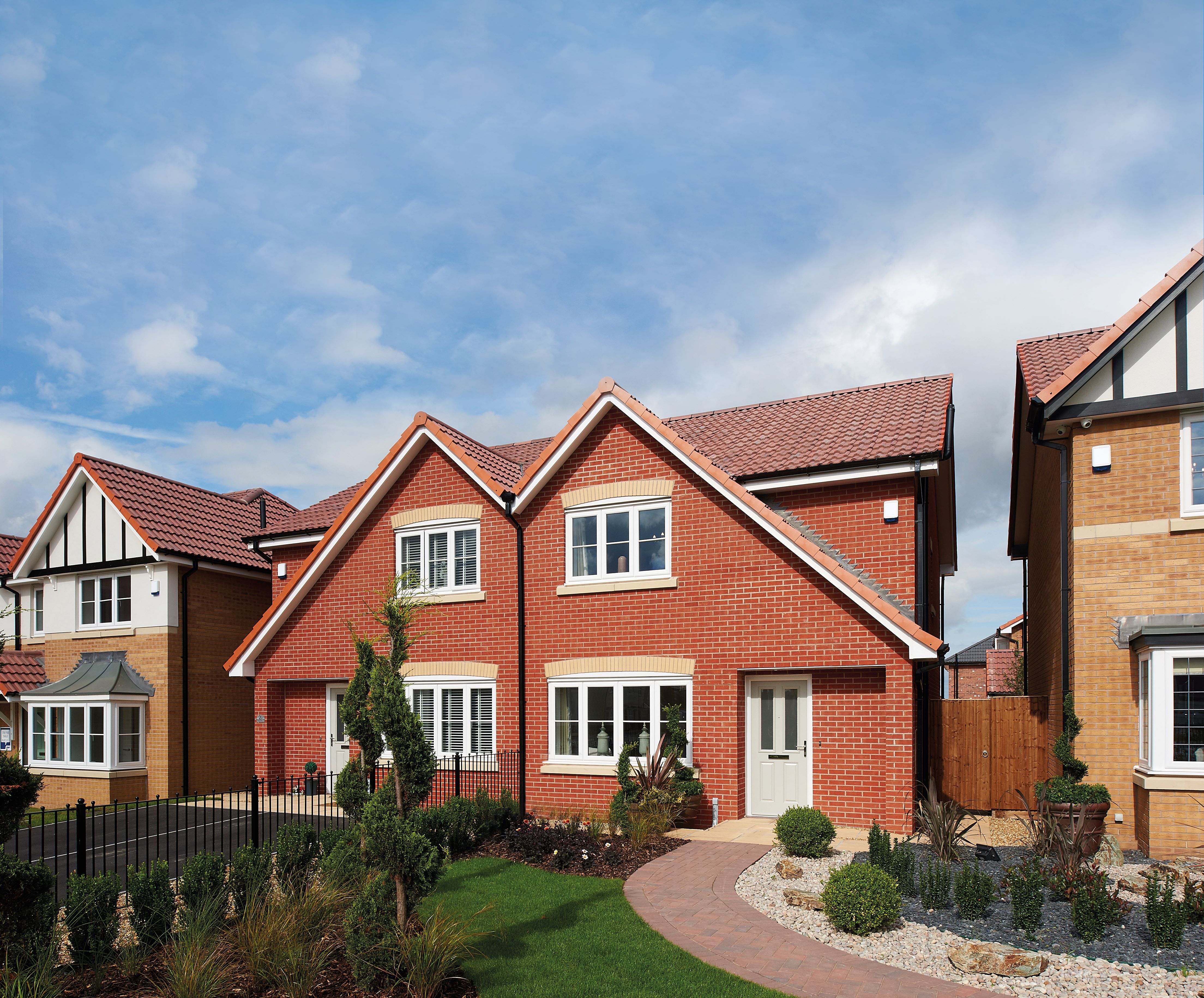 Jones Homes secures Help to Buy Funding at developments in Nottinghamshire and Derbyshire