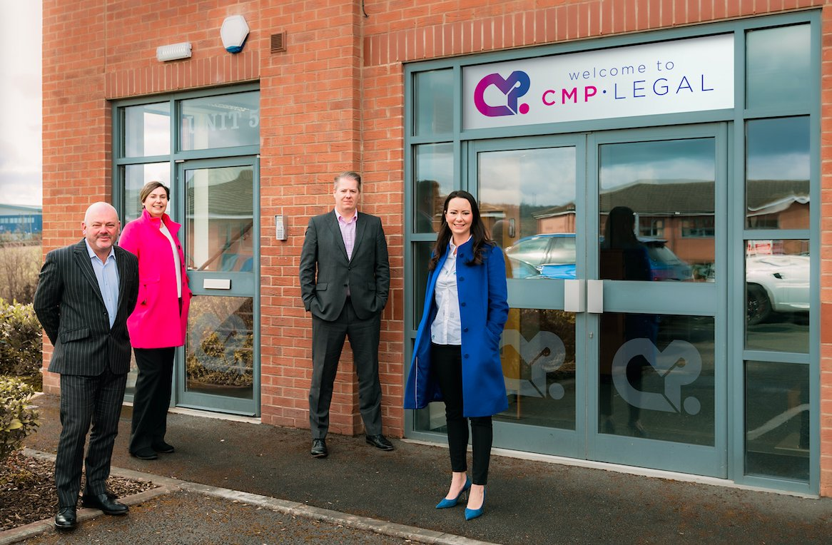 "Derbyshire legal experts join forces to launch ""truly"" client-focused law firm"